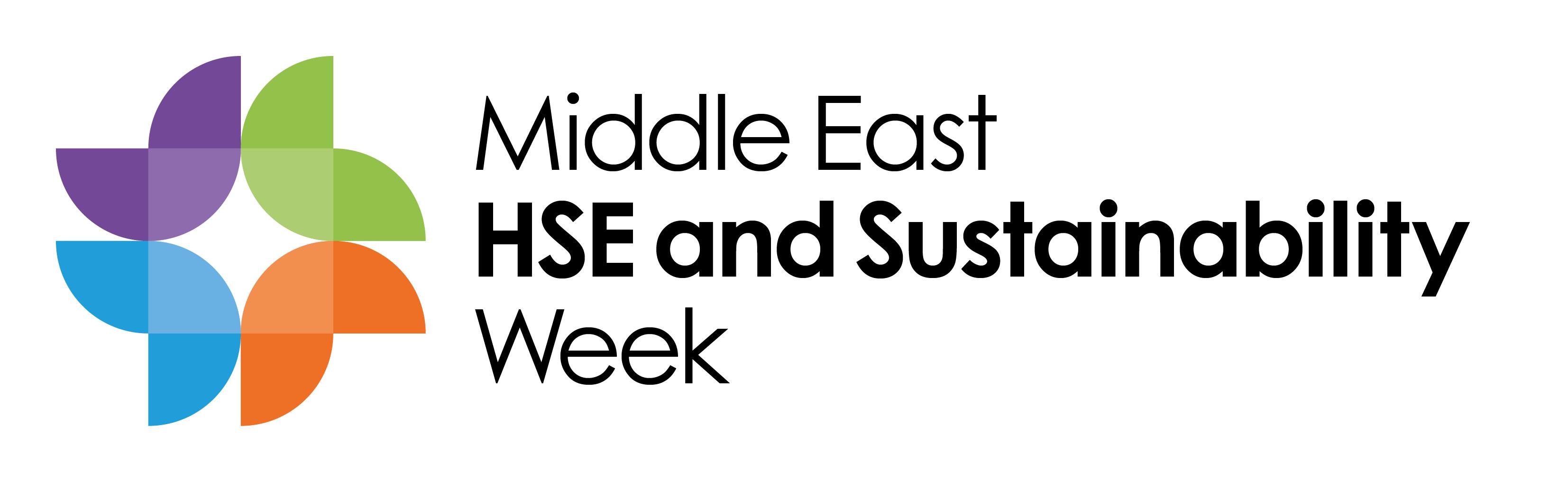 Middle East HSE Sust Week logo