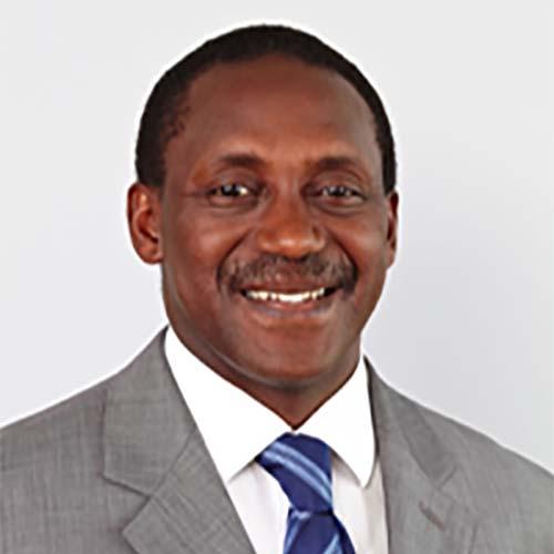 Dr Kandeh Yumkella