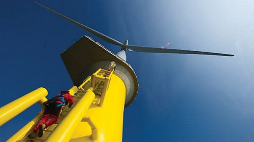 Wind worker