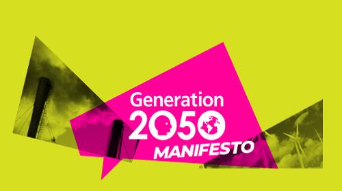 Generation 2050 Manifesto